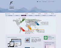 CompassCurrencies Investment - Website. 2014