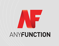 AnyFunction Logo Design