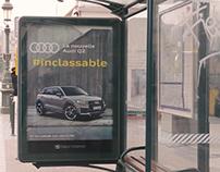 Audi Q2 - The untaggable billboard