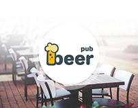 Logo design - Beer Pub