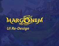 Margonem 2014-2015 UI Re-Design