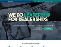SlipStream Website Responsive Design