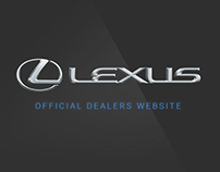 Lexus - Official dealers website