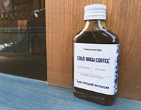 Cold Brew Coffee for #takecoffeetogo