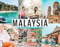 Free Malaysia Mobile & Desktop Lightroom Presets