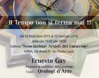 Artisti per il Canavese - Posters