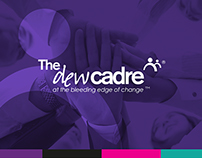 The Dew Cadre - Branding