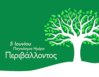 "OTE TV Greece ""World Environment Day 2015"" spot (6/2015"