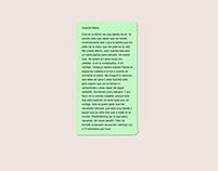 El último mensaje • Carabineros de Chile