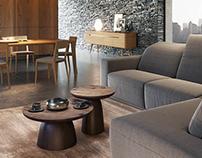 CGI_Multibrand furniture visualization
