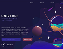 about universe