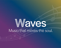 Waves Mobile Music App