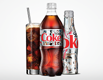 Diet Coke – It's Mine Campaign