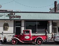 Santa Cruz Street Photography