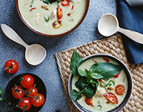 Chicken Tom Kha