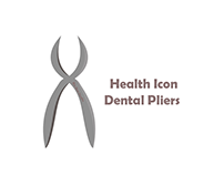 bix box studio - dental pliers Health Icon