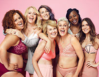 Marks and Spencer / Breast Cancer Now 2017 Campaign