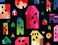 Color's houses