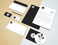 Freebie - Branding,Stationery Mockup