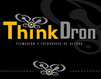 Imagen Think Dron // Filmación y Fotografía de Altura.