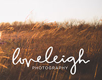 LoveLeigh Photography Logo