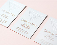 CHRISTINA SFEZ - Branding and editorial design