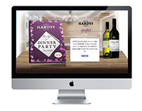 Hardy's - Recipe for Dinner Party Success TVC