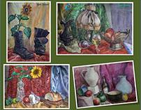 Still Life - Watercolors