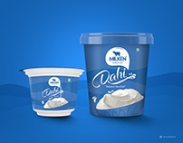 Dahi Packaging