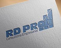 RD PROD - Projeto de Identidade Visual
