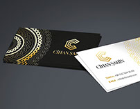 Cihan SAHIN - Business Card Design