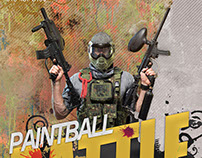 PAINTBALL BATTLE