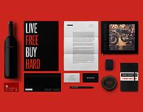 Dude Shopping Branding + Website