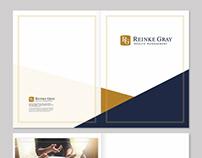 Logo + Brand + Folder Design #DESIGNWORKStm