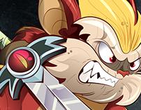 Snarf - Thundercats