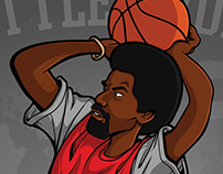 Jake Shuttlesworth Illustration