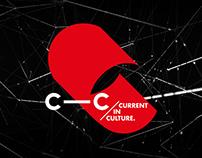 Current in Culture - Web Design