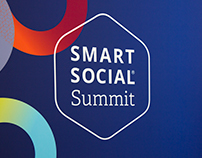 Conference branding: Smart Social Summit