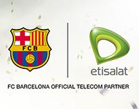 Etisalat & Barcelona