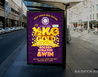 Louis Cardin Gold Festival