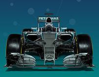 Qualcomm: Official Partner of Mercedes-AMG Petronas