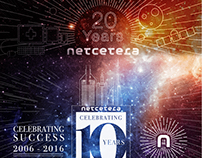 20 years netcetra e-invite