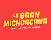 La Gran Michoacana- Rediseño