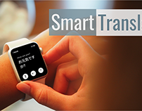 SmartTranslate iWatch App