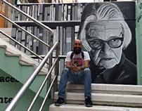 Mural María  do Carmelo Kruckenberg