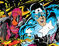 MNU met Marvel Comics