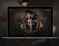 Carlos V - Rey Emperador