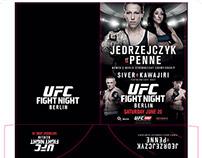 UFC Print Work