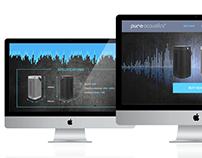 Landing Page | Pure Acoustics