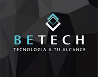Branding / Identidad completa para BETECH Bs.As